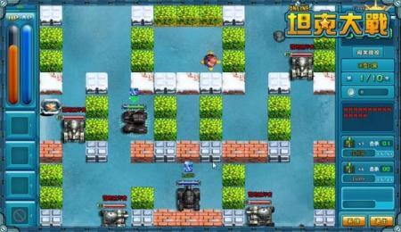 玩家变身蝙蝠侠 旗舰坦克逆天技能保驾护航