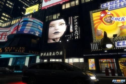 《侠盗全民4》a侠盗城游戏画面与纽约对比攻略苹果v侠盗飞车图片