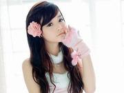 """《古剑奇谭》玩家Cos最清纯""""兔女郎"""""""