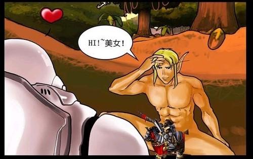 星際系列漫畫家Yashiro:下部漫畫惡搞雷諾_游