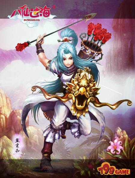 """网络游戏 国内新游 > 正文  《八仙过海》将当今最为影视界流行的"""""""