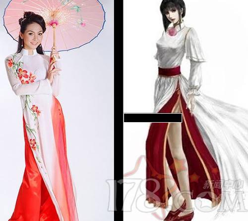 古装熟妇_赏游戏里那些惊艳性感旗袍熟妇高端PK