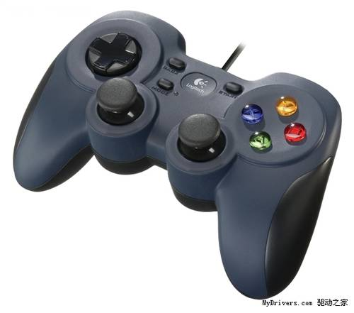 罗技PC三款新品游戏手柄面世