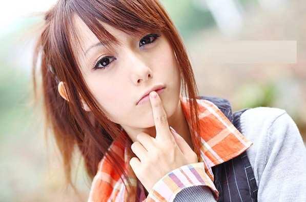 台湾超人气清纯校花级美女nina